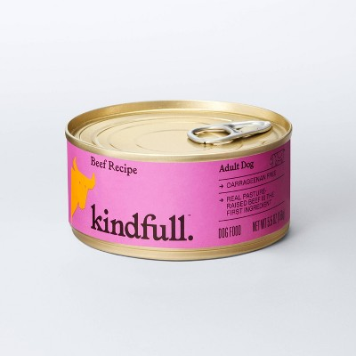 Wet Dog Food - 5.5oz - Kindfull™