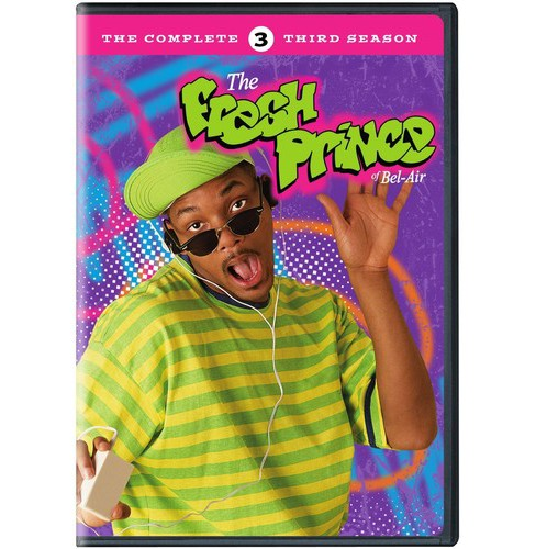 Fresh Prince Of Bel Air:Ssn3 (DVD) - image 1 of 1