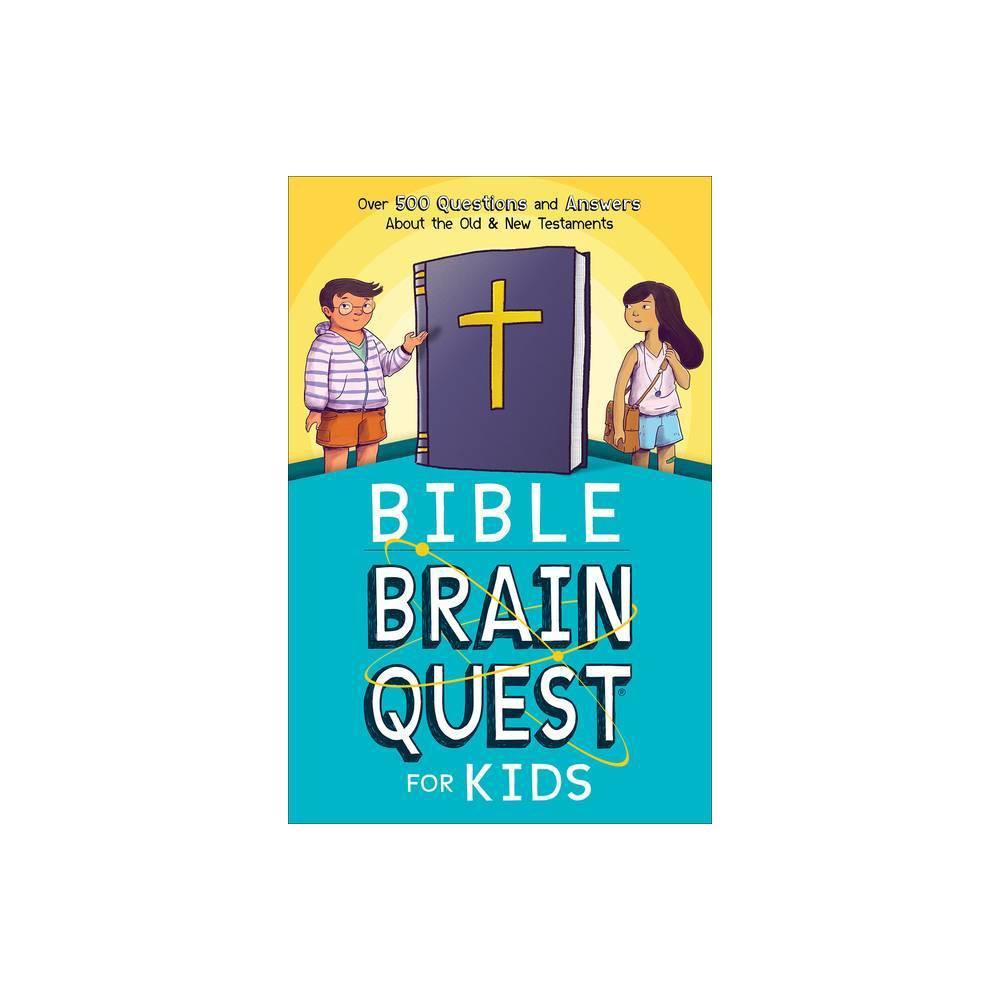 Bible Brain Quest R For Kids By Workman Publishing Co Inc Paperback