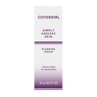 COVERGIRL Simply Ageless Skin Blurring Serum - 0.67 fl oz