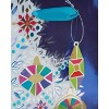 Papyrus Christmas Ornaments and Gems Beverage Gift Bag - image 3 of 3