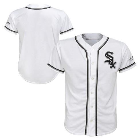 MLB Chicago White Sox Boys' White Team Jersey - image 1 of 2