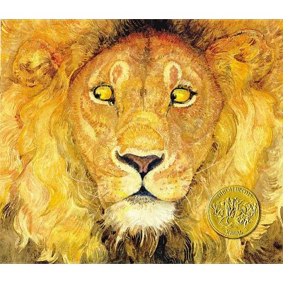 The Lion & the Mouse - by Jerry Pinkney (Hardcover)