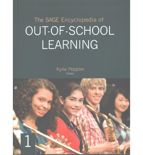 Sage Encyclopedia of Out-of-School Learning (Hardcover) - image 1 of 1