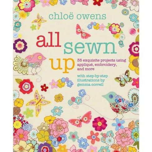 All Sewn Up - by  Chlo? Owens (Paperback) - image 1 of 1