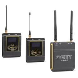 Deity Microphones Deity Connect Dual-Channel 2.4Ghz Wireless System