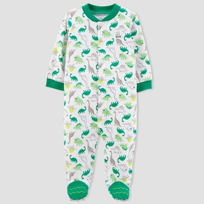 Baby Boys' Dinosaur Sleep N' Play - Just One You® made by carter's Green 6M