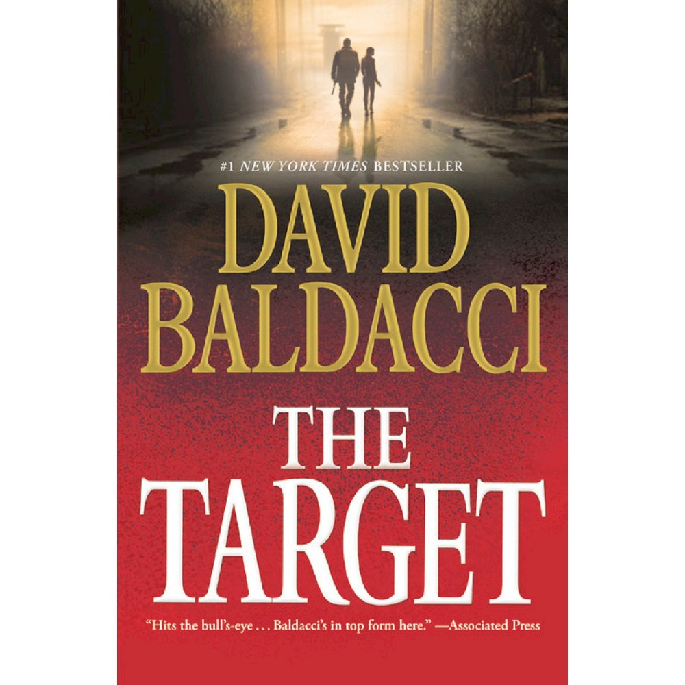 The Target ( Will Robie) (Paperback) by David Baldacci