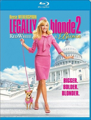 Legally Blonde 2: Red, White & Blonde (Blu-ray)(2011)