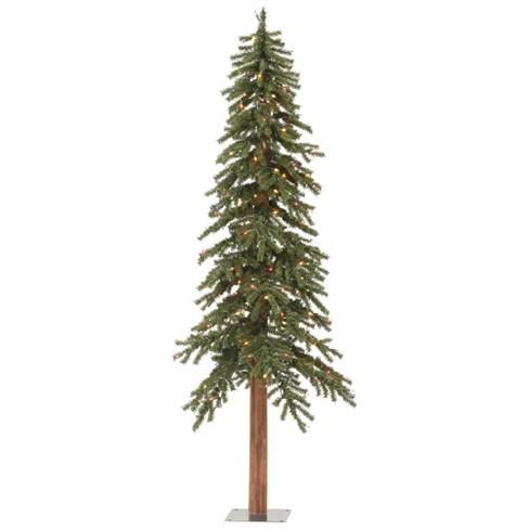 Vickerman Natural Alpine Artificial Christmas Tree - image 1 of 4