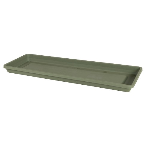 Rectangular Terra Window Box Planter Tray - Bloem - image 1 of 3