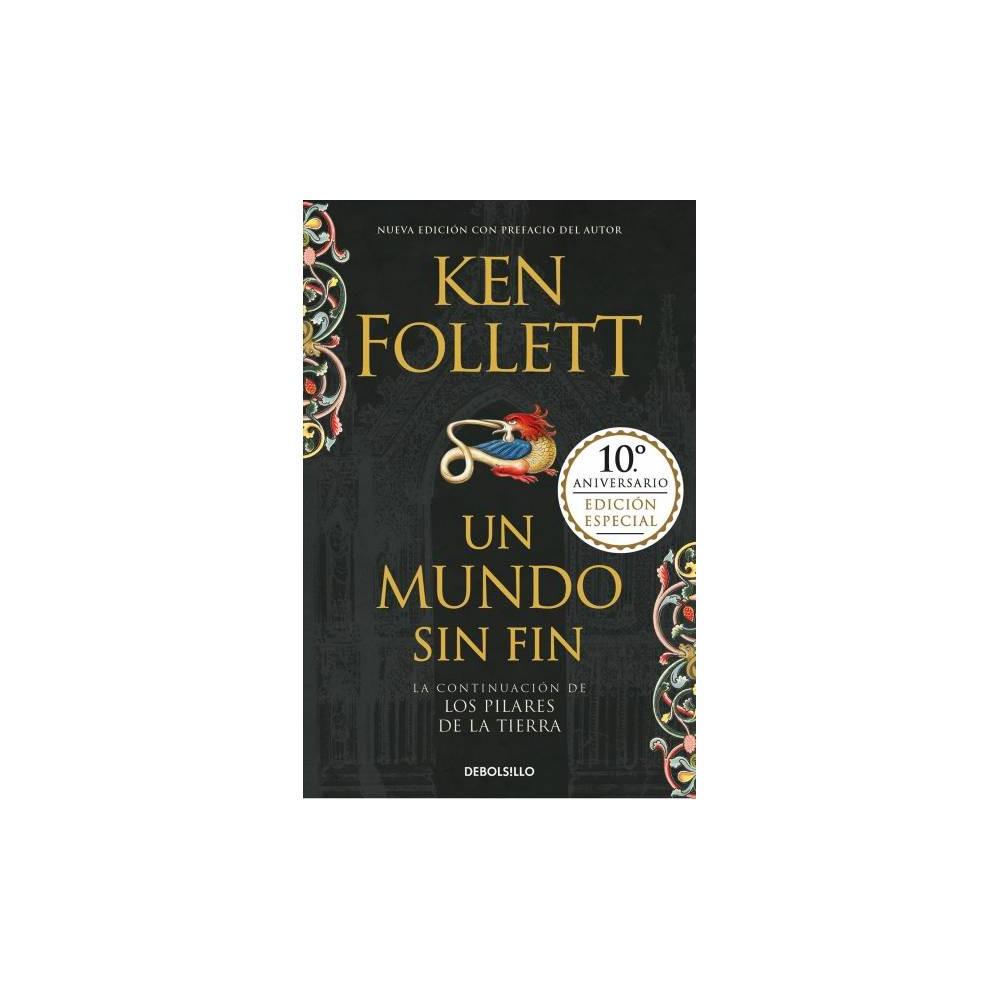 Un mundo sin fin / World Without End - by Ken Follett (Hardcover)