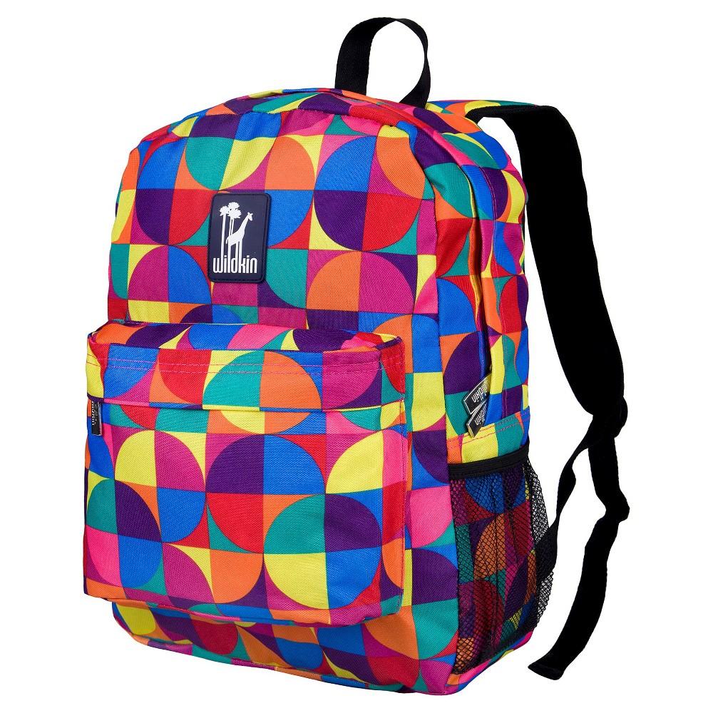 Wildkin Pinwheel Crackerjack Kids' Backpack - Multicolored, Multi-Colored