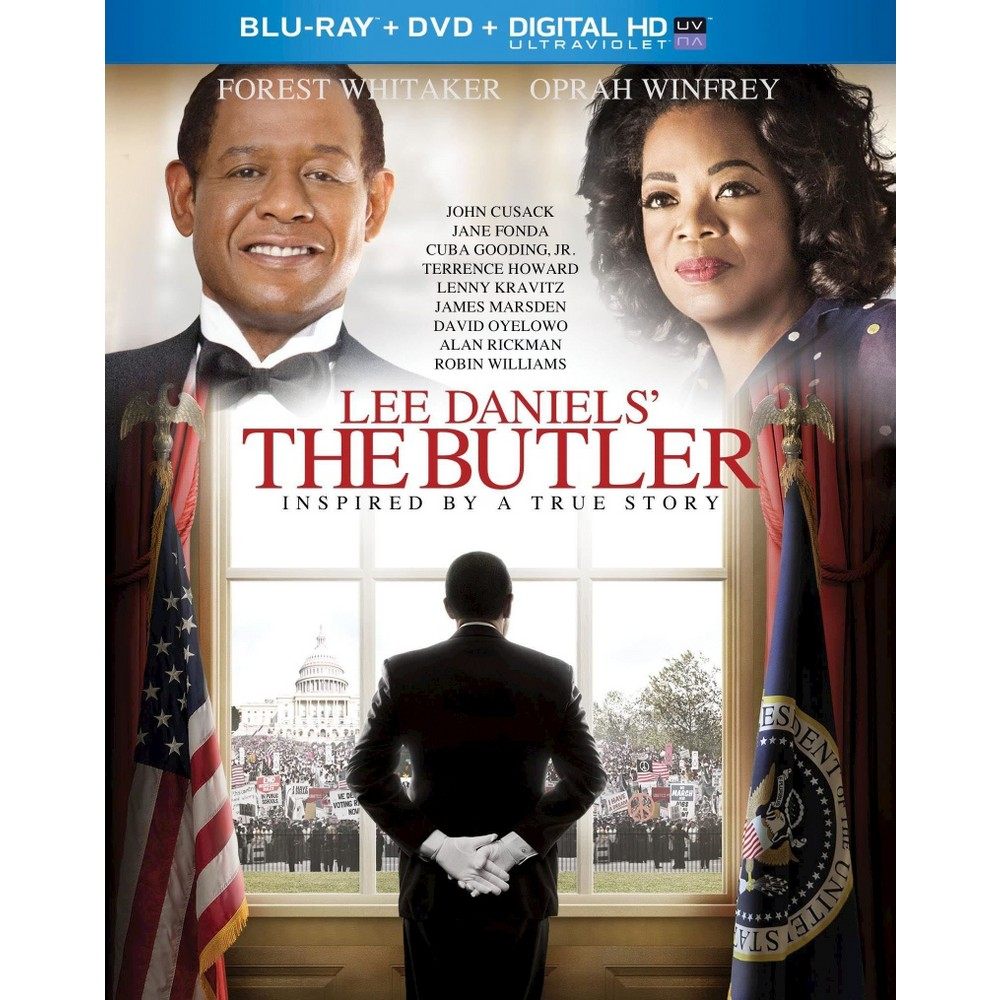 Lee Daniels The Butler (Bd/Dvd Combo) (Blu-ray)