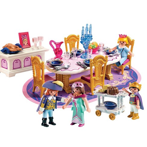 Playmobil Royal Banquet Room - image 1 of 2