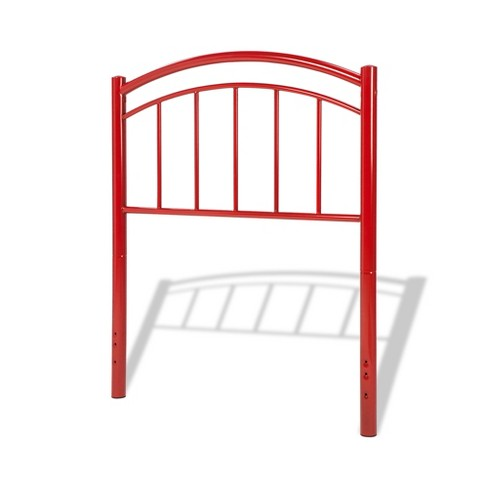 Rylan Metal Kids Headboard Tomato Red Full - Fashion Bed Group - image 1 of 3