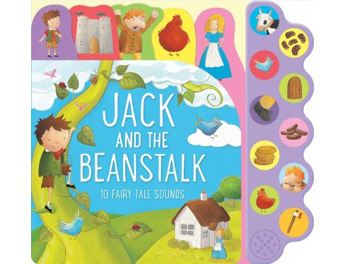 Jack and the Beanstalk : 10 Fairy Tale Sounds (Hardcover) (Gavin Scott) - image 1 of 1