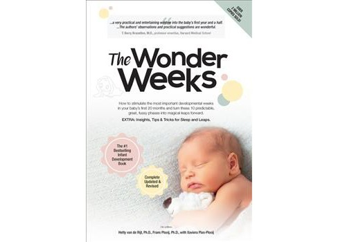 Wonder Weeks : How to stimulate the most important developmental weeks in your baby's first 20 months - image 1 of 1