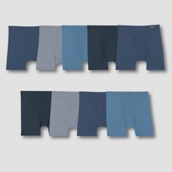 Hanes Men's Comfort Soft Super Value 9pk Waist Band Boxer Briefs