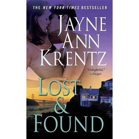 Lost and Found - by  Jayne Ann Krentz (Paperback) - image 1 of 1