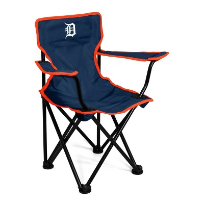 MLB Detroit Tigers Toddler Outdoor Portable Chair