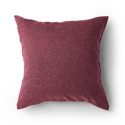 """20""""x20"""" Oversize Cebu Woven Total Weave Square Throw Pillow - Sure Fit"""
