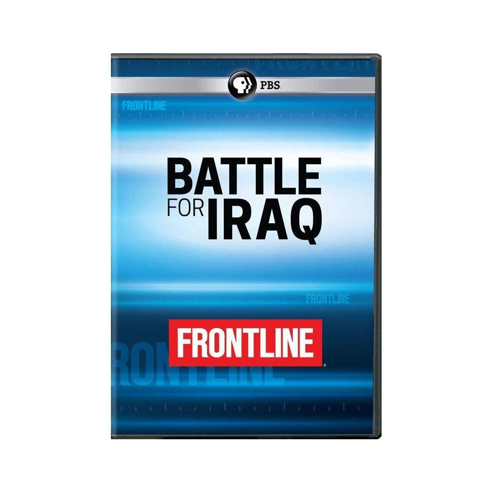 Frontline Iraq After Isis Dvd