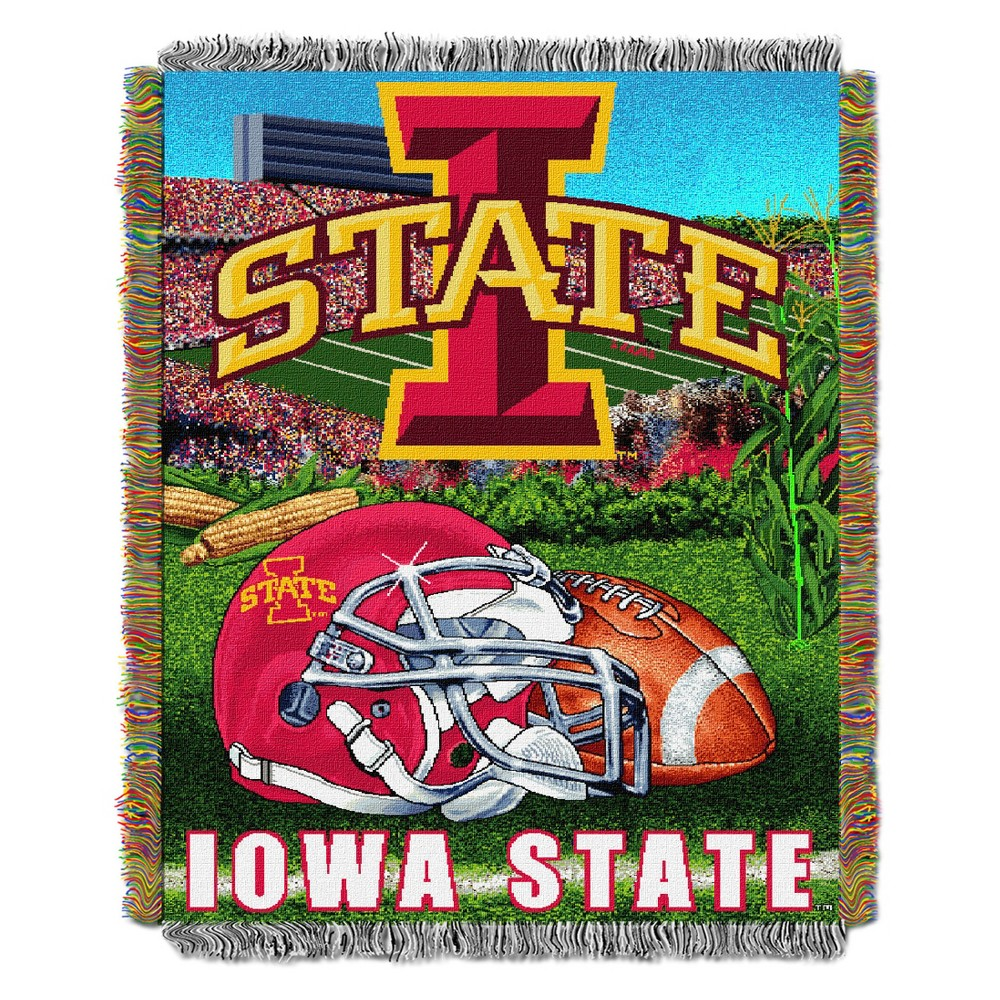 NCAA Northwest Tapestry Throw Blanket Iowa State Cyclones - 48 x 60