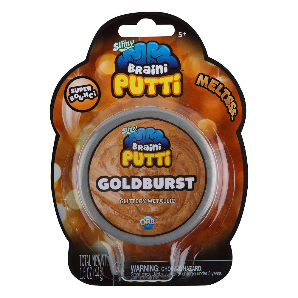 OrbSlimy Braini Putti - Goldburst