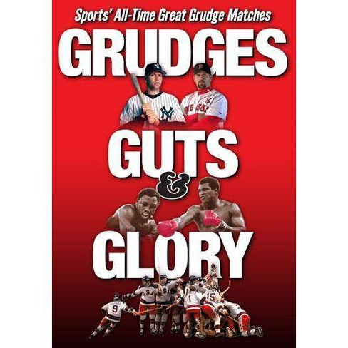 Grudges, Guts & Glory (DVD) - image 1 of 1