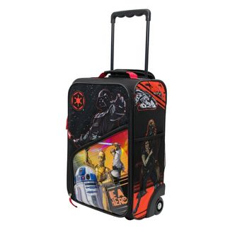 "Star Wars 18"" Molded Suitcase"