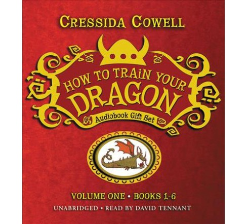 How to Train Your Dragon -   Book 1 by Cressida Cowell (CD/Spoken Word) - image 1 of 1