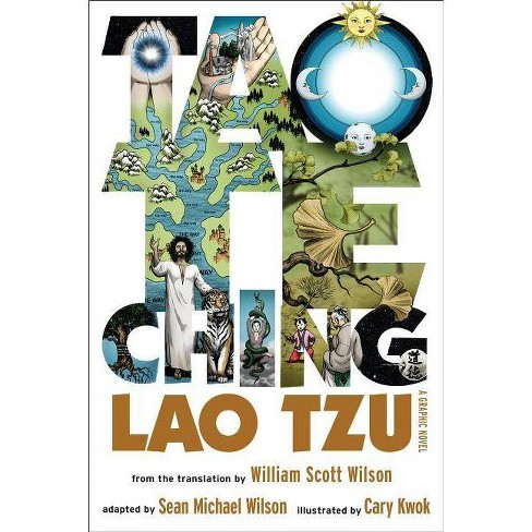 Tao Te Ching - by  Sean Michael Wilson (Paperback) - image 1 of 1