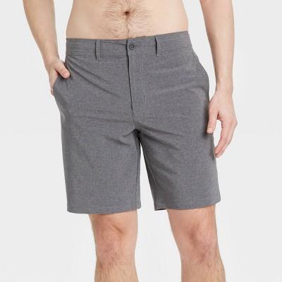 "Men's 9"" Hybrid Swim Shorts - Goodfellow & Co™ Gray"