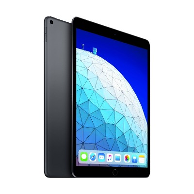 Apple iPad Air 10.5-inch 256GB Wi-Fi Only (2019 Model)- Space Gray