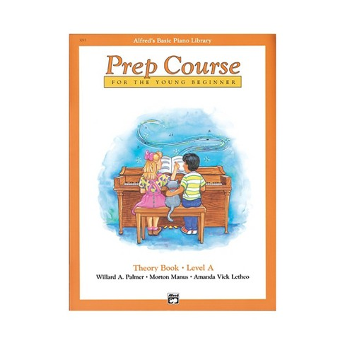 Alfred Alfred's Basic Piano Prep Course Theory Book A - image 1 of 1