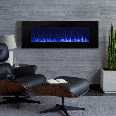 Real Flame - DiNatale Wall-Mounted Electric Fireplace