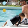 Charlie Banana Reusable Swim Diaper, Blue Stripe - XL - image 2 of 4
