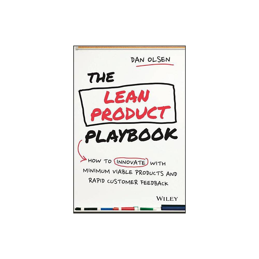 The Lean Product Playbook By Dan Olsen Hardcover