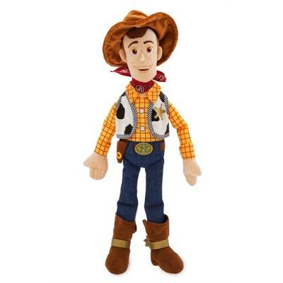 Disney Toy Story Woody Medium Plush - Disney store