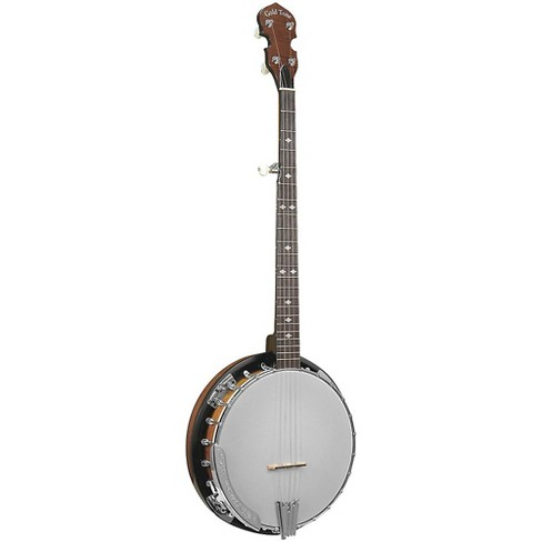 Gold Tone CC-100R+ Cripple Creek Banjo with Resonator Natural - image 1 of 2
