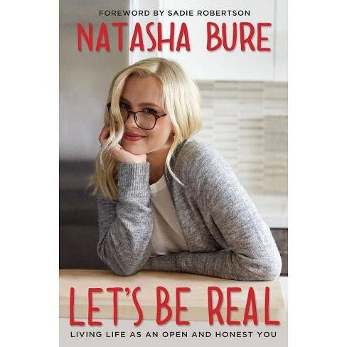 Let's Be Real - by  Natasha Bure (Paperback) - image 1 of 1