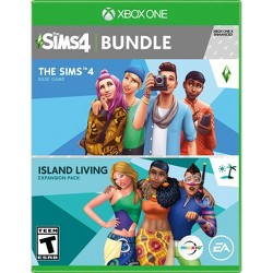 Sims 4 + Island Living - Xbox One