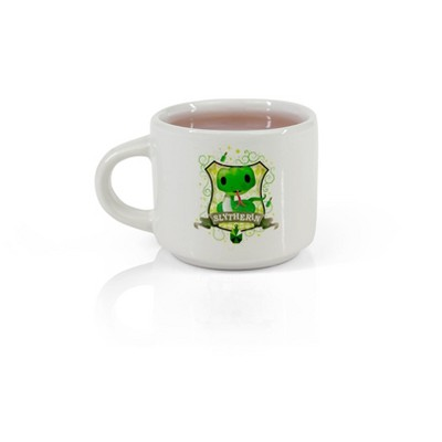 Seven20 Harry Potter Slytherin Mini Mug | Small Collectible House Mug | 2 Inches Tall