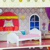 Teamson Kids Fancy Castle Doll House With 10pcs Furniture - image 5 of 7