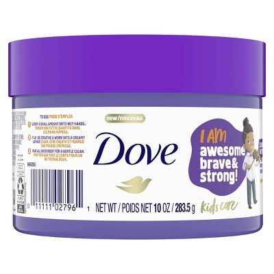 Dove Kids Care Hypoallergenic Slime Wash Berry Smoothie - 10 fl oz