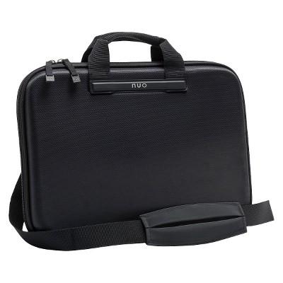 "Nuo Tech Slim 15.6"" Laptop Bag - Black (100080)"