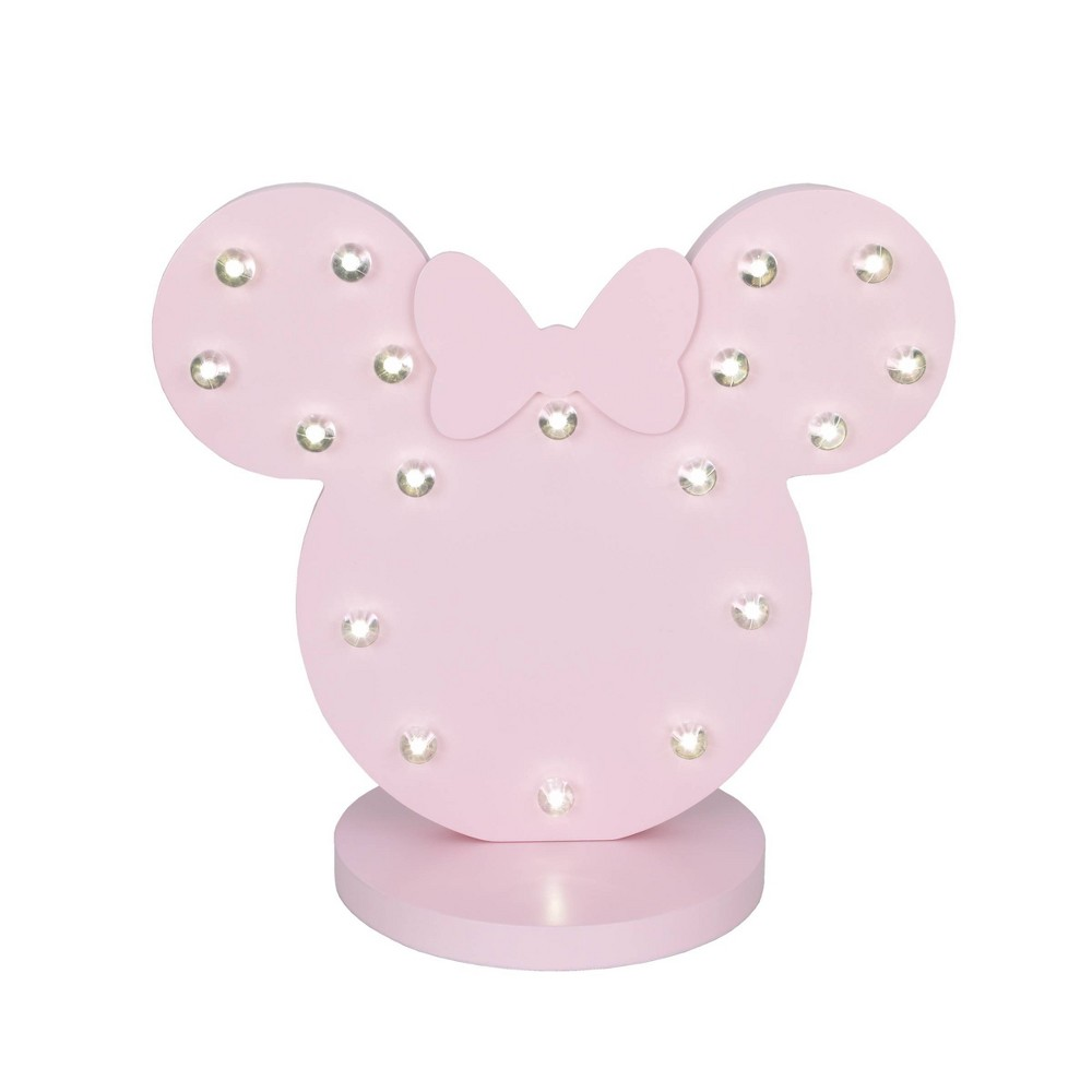 Image of Mickey Mouse & Friends Minnie Mouse Exploration Standing Nightlight