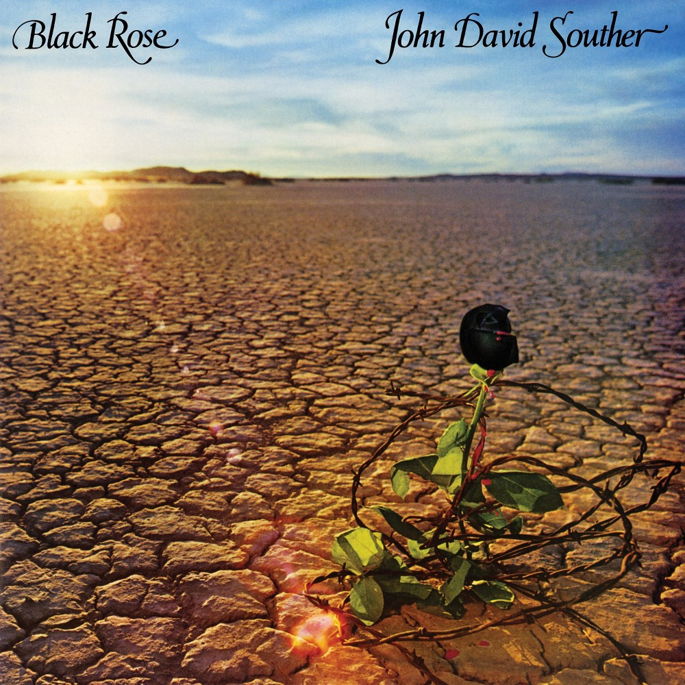 J.D. Souther - Black Rose (CD)