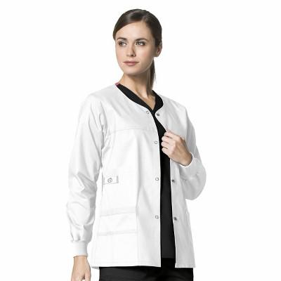 WonderWink Women's Constance Snap Jacket